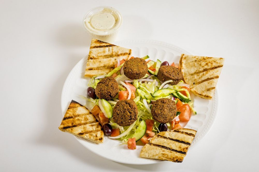 Gyro City Grill: 3797 S High St, Columbus, OH