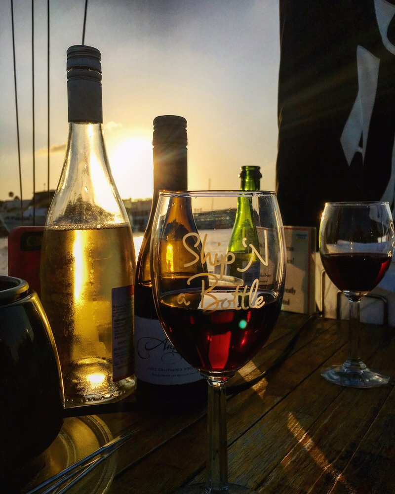 Photo Of Ship N A Bottle Newport Beach Ca United States
