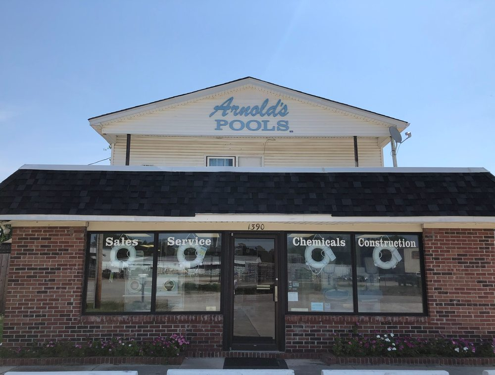 Arnold's Pools