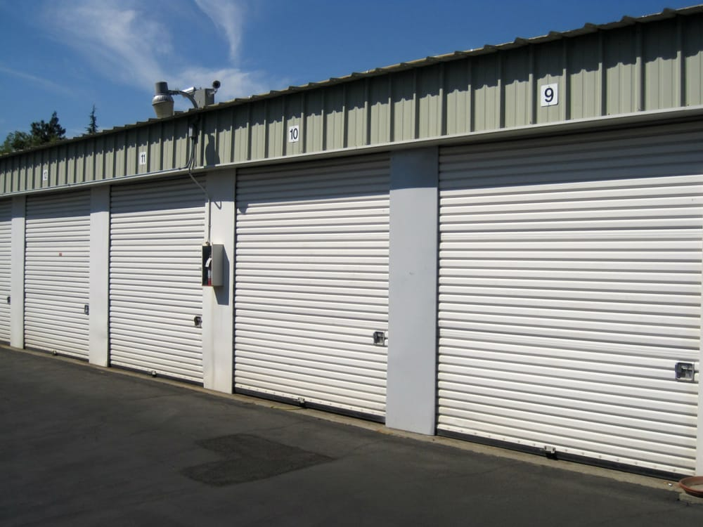 Carmichael Mini Storage Self Storage 6241 Fair Oaks