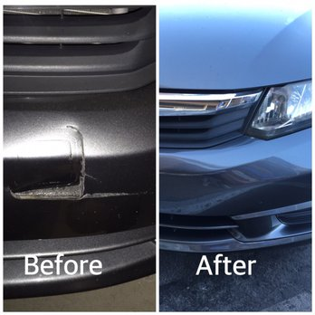 Color Creation Mobile Bumper Repair and Auto Paint - 53 Photos ...