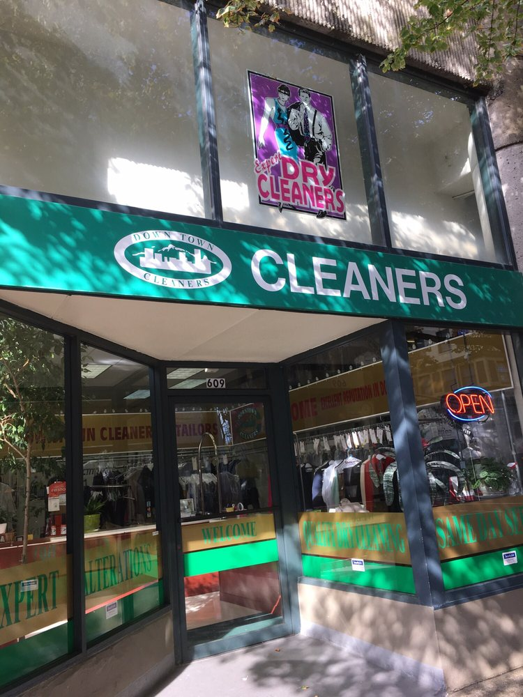 Downtown Cleaners