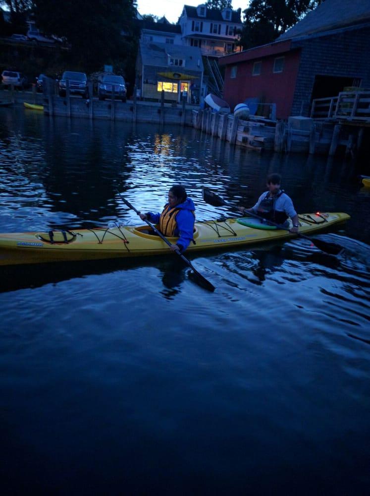 Castine Kayak Adventures: 17 Sea St, Castine, ME