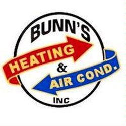 Image result for bunn nc heating and air logo