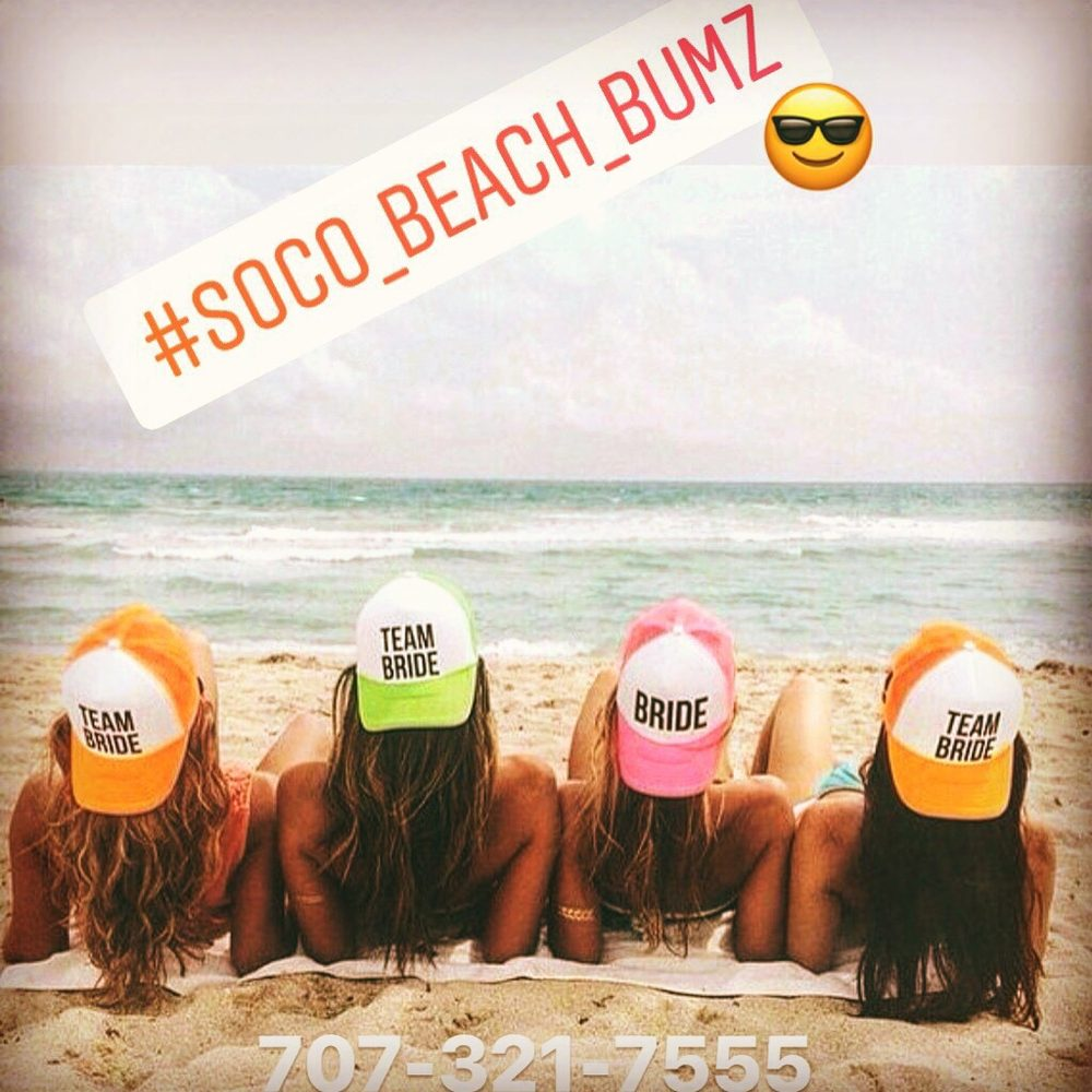 Sonoma County Beach Bumz Spray Tans & Teeth Whitening: 8099 La Plz, Cotati, CA