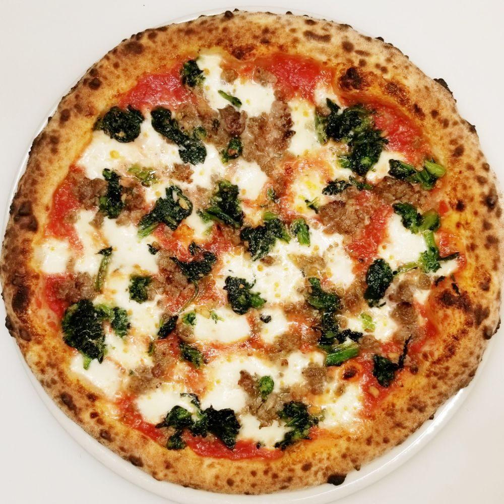 Mario's Woodfired Neapolitan Pizza & Pasta: 225 Rt 6, Mahopac, NY