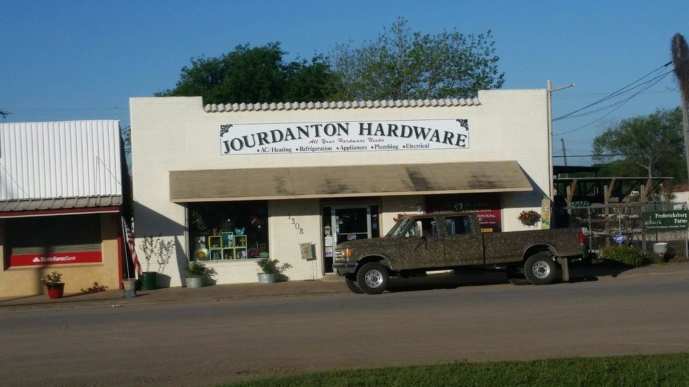 Jourdanton Hardware: 1308 Simmons Ave, Jourdanton, TX