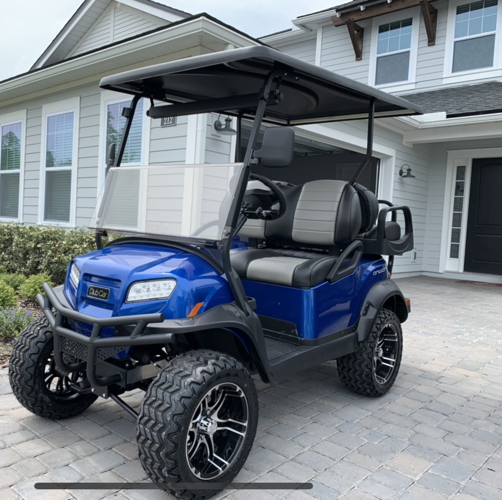Golf Car Services: 298 College Dr, Orange Park, FL