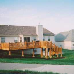 Photo Of Custom Decks And Patios   Foristell, MO, United States