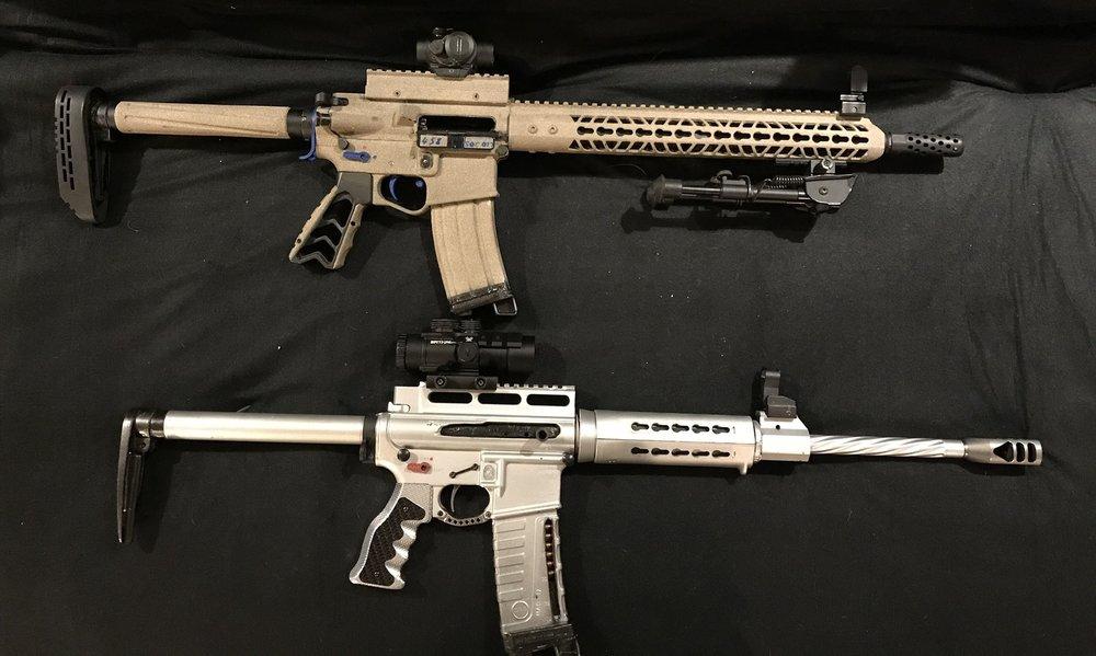 Calverton Shooting Range: 395 Nugent Dr, Calverton, NY