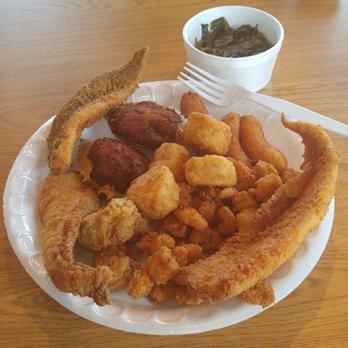 Carolina fish fry 16 photos 18 reviews seafood for Carolina fish fry
