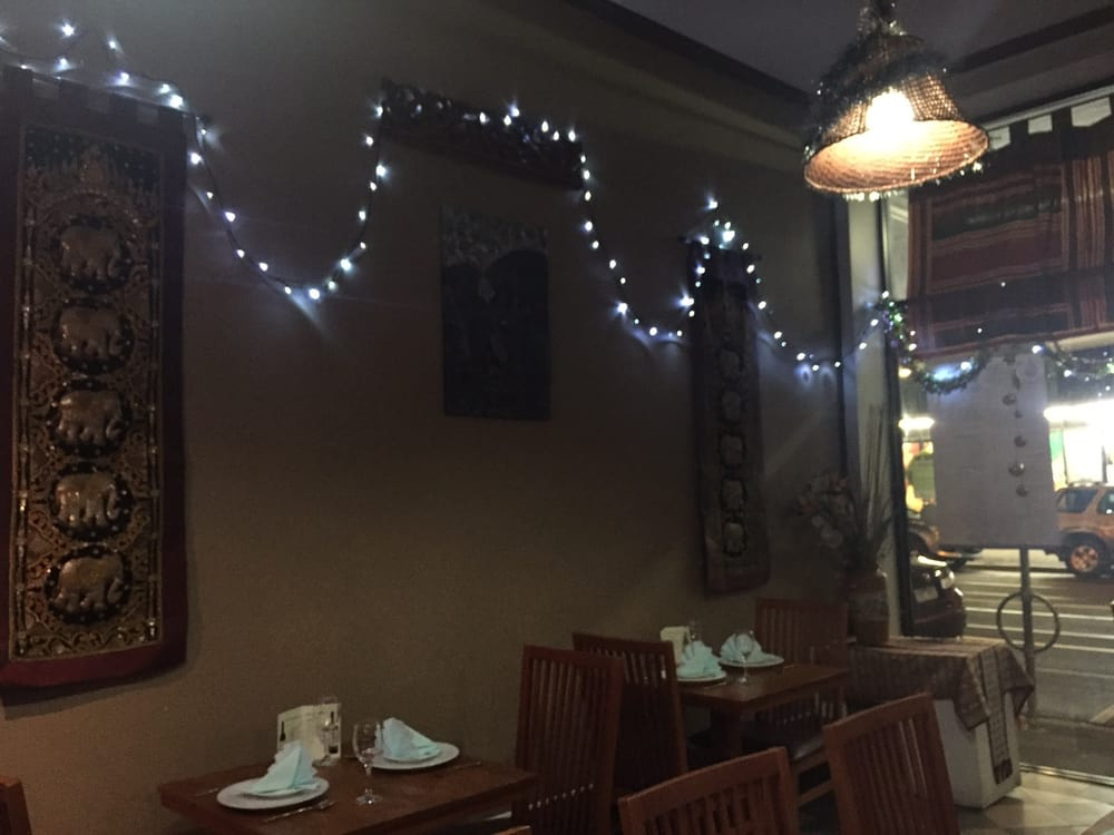 Thai Restaurant Lygon St