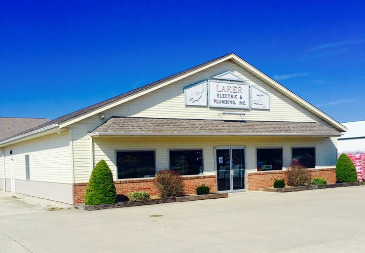 Laker Electric & Plumbing: 283 State Rd 129 S, Batesville, IN