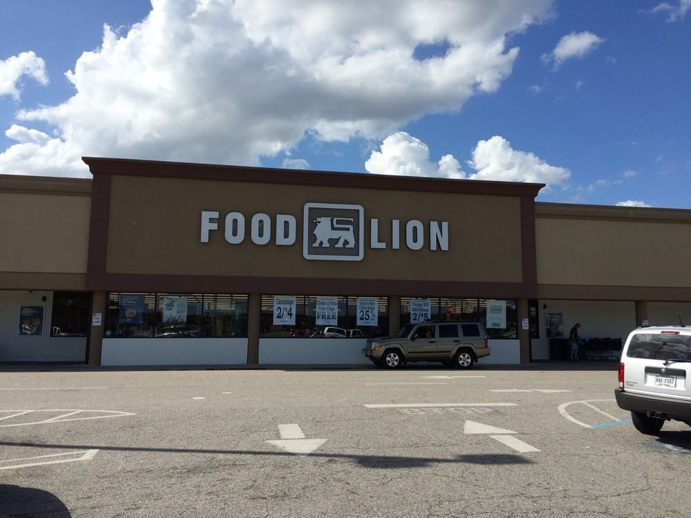 Food Lion Near Me Franklin Va