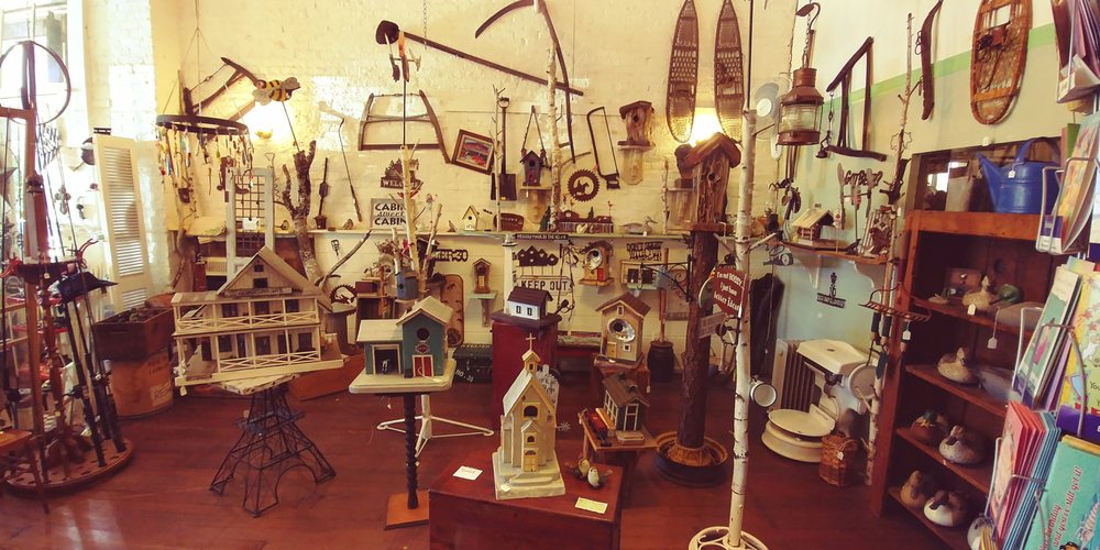 Frog Pond Antiques & Gifts: 6271 Main St, Georgetown, CA