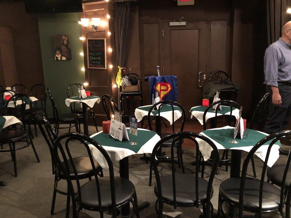 The Black Fedora Comedy Mystery Theatre