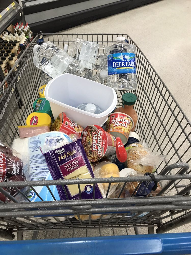 Walmart Supercenter: 901 US Hwy 401 S, Laurinburg, NC