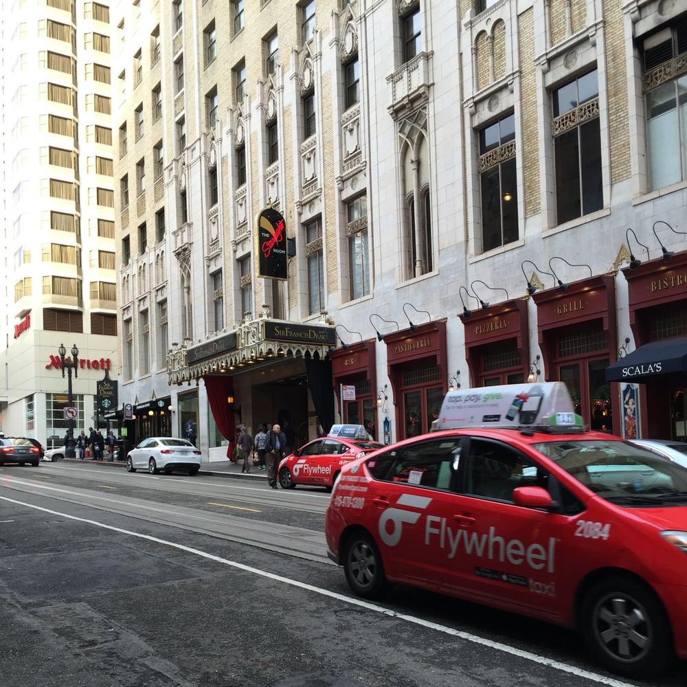 Flywheel Taxi