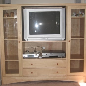 Photo Of Little Homestead Furniture   Rockville, MD, United States. Custom  Made Entertainment