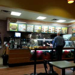 Subway Sandwiches 2750 Cook Rd West Branch Mi Restaurant
