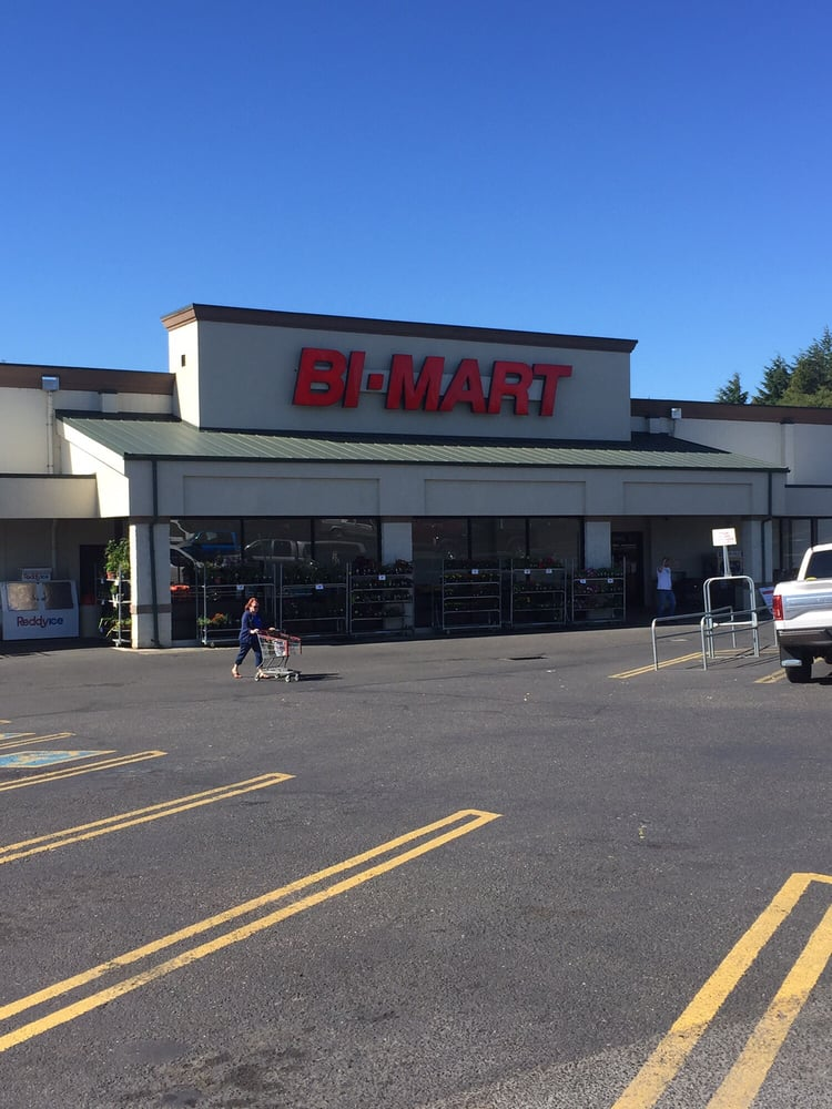 Bi-Mart: 2131 Newmark St, North Bend, OR