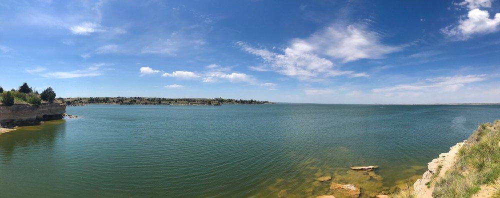 Lake McConaughy: NE, NE