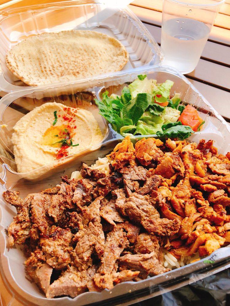 Mediterranean Pita Grill: 26527 Agoura Rd, Calabasas, CA