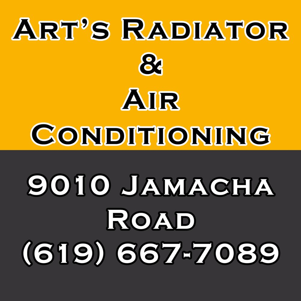 Art's Radiators and Air Conditioning: 9010 Jamacha Rd, Spring Valley, CA