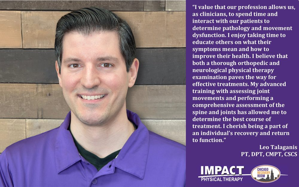 Impact Physical Therapy - Norridge: 4746 N Cumberland Ave, Chicago, IL