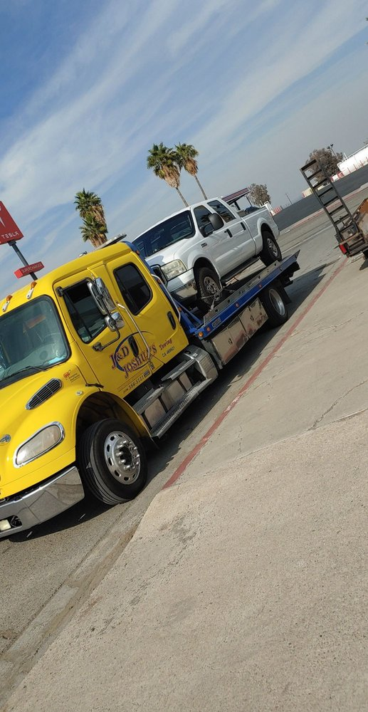 Photo of J & D Joshua's Towing: Kettleman City, CA