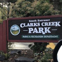 Clarks Creek Dog Park Puyallup Wa
