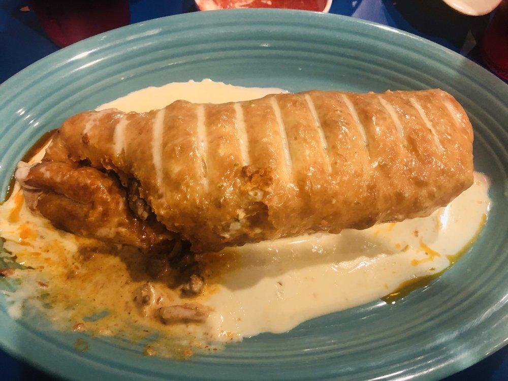 La Fogata Mexican Restaurant: 27 Development Dr, Glenville, WV