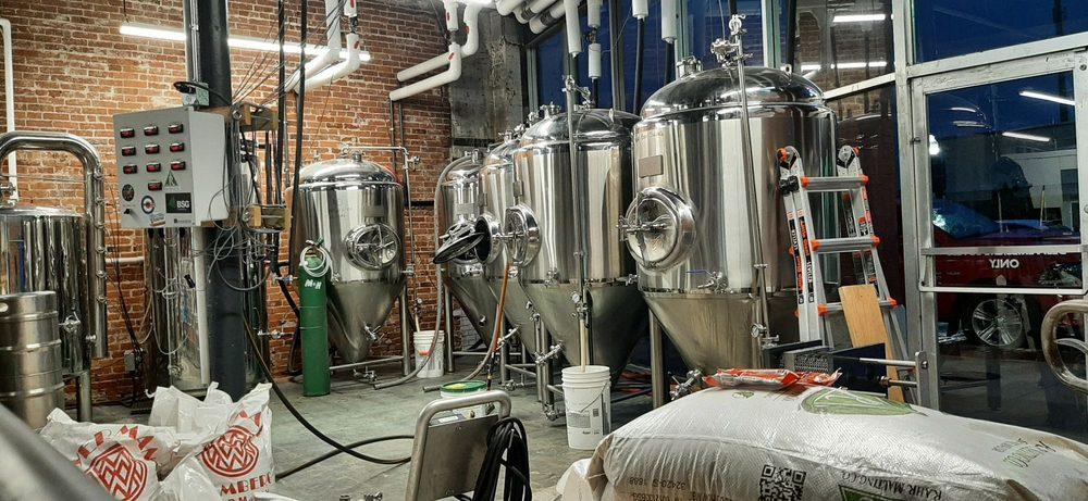 Chaos Brewing: 112 S Main St, Joplin, MO