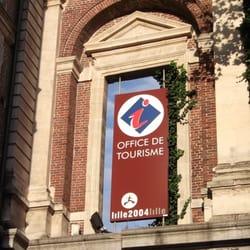 Office De Tourisme Et Des Congrès De Lille 24 Photos Tours