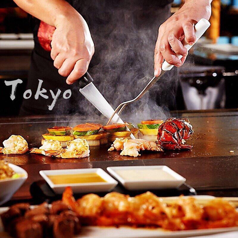 Tokyo Japanese Steakhouse: 311 S 9th Ave, Walla Walla, WA