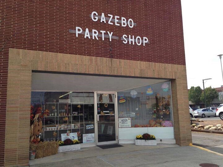 Gazebo Party and Gift Shop: 225 E Market St, Kingsport, TN