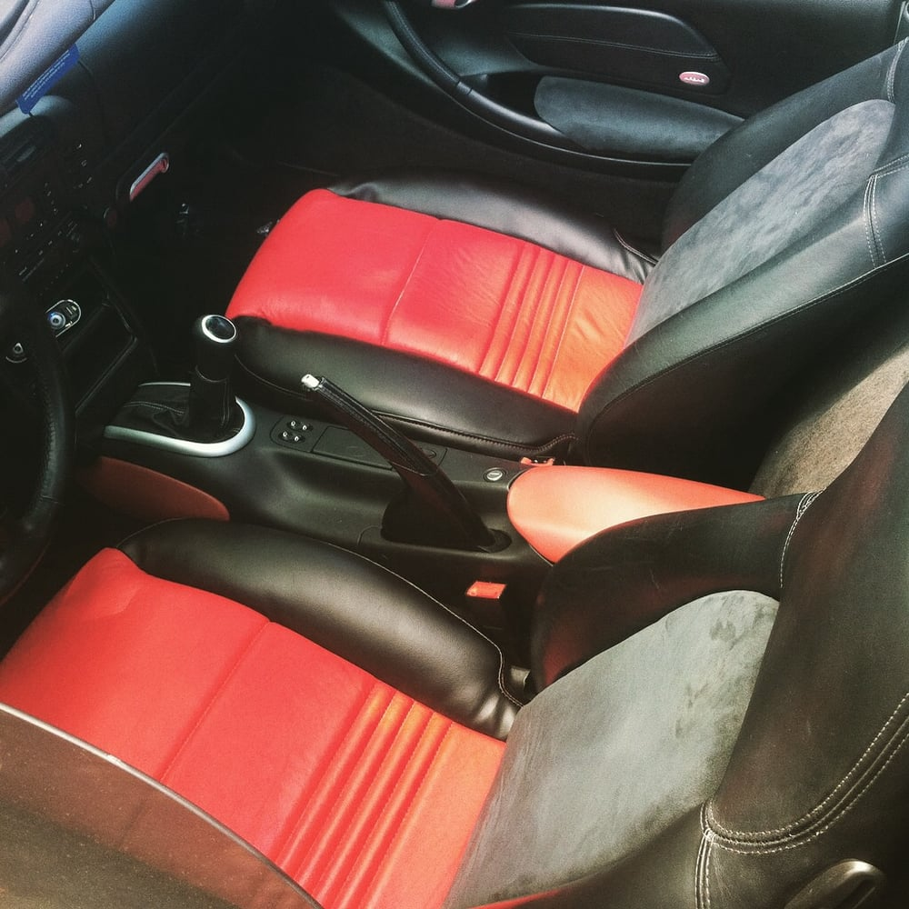 2003 porsche boxster interior factory specifications matched and flawless work yelp. Black Bedroom Furniture Sets. Home Design Ideas