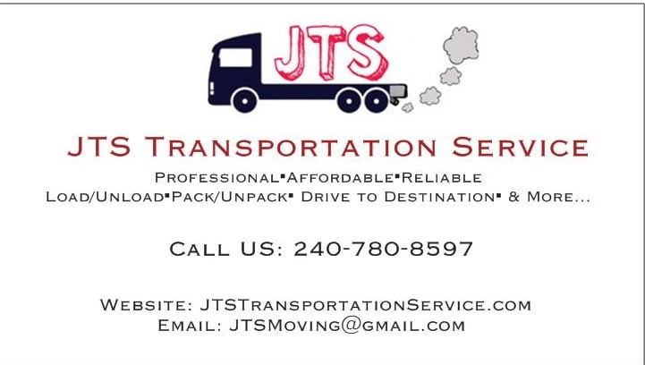 JTS Movers: 13501 Ale House Cir, Germantown, MD