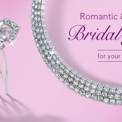 Photo Of Glamour Dess Boca Raton Fl United States Rhinestone Bridal Jewelry