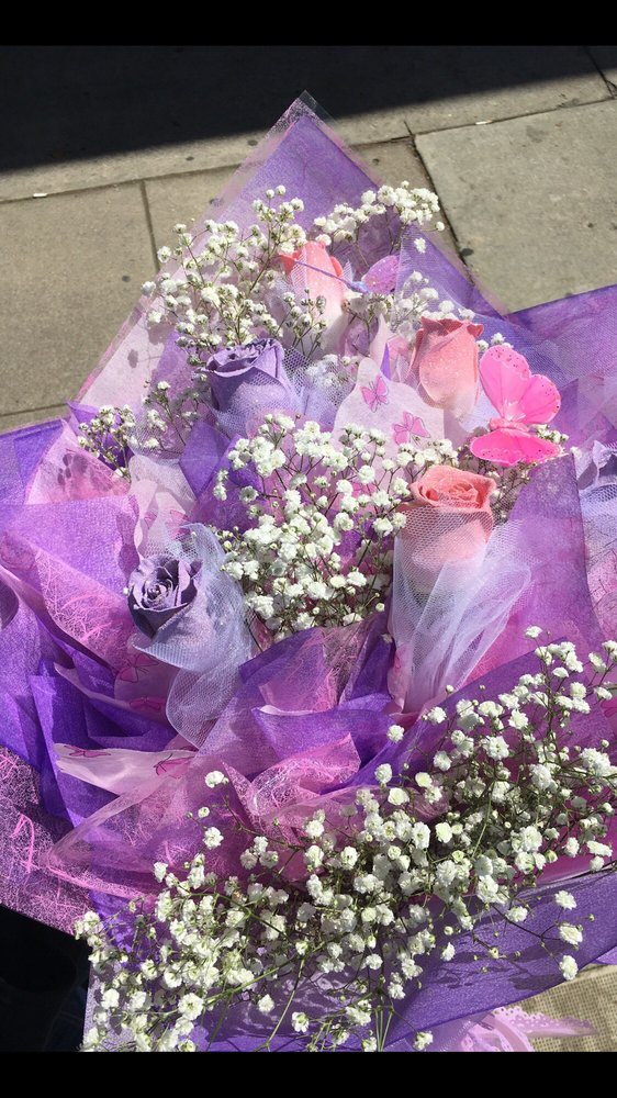 A beautiful bouquet for such a special occasion. Their flowers can ...