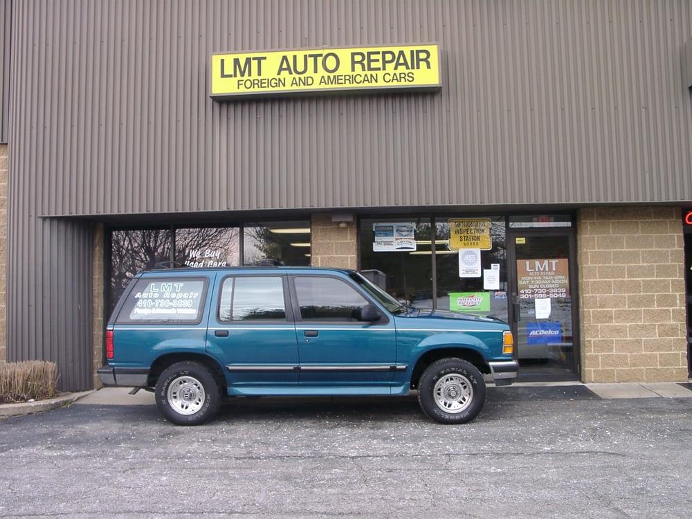 lmt auto repair 6440 dobbin center way columbia md yelp. Black Bedroom Furniture Sets. Home Design Ideas