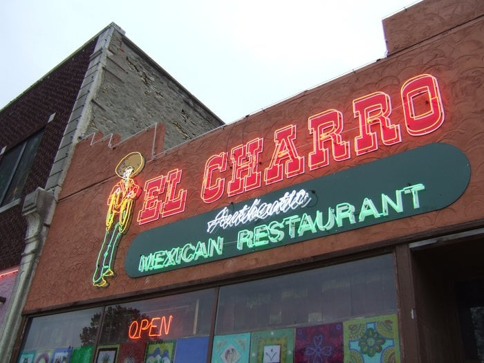 El Charro of Iola: 17 W Madison Ave, Iola, KS