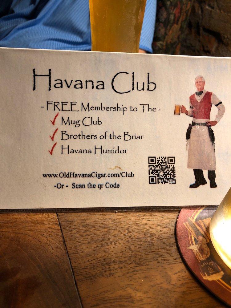 Old Havana Cigar Bar: 20 W Main St, Cartersville, GA