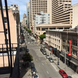 Photo Of Hotel Metropolis San Francisco Ca United States View From Emergency