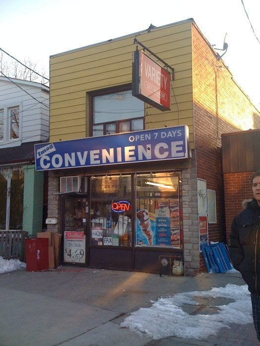V-8 Convenience & Variety