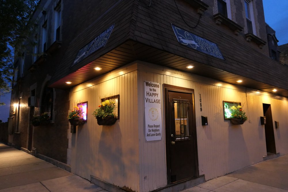 Happy Village: 1059 N Wolcott Ave, Chicago, IL