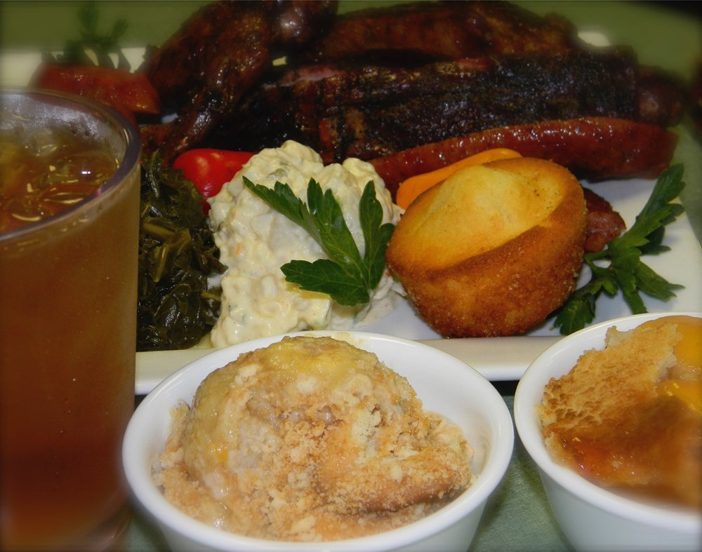 J. Rodgers BBQ & Soulfood: 1444 Industrial Pkwy, Saraland, AL