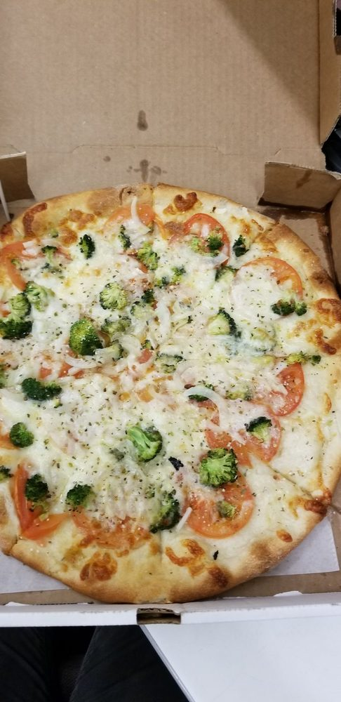 Pizza Man's Pizza: 1745 Lyter Dr, Johnstown, PA