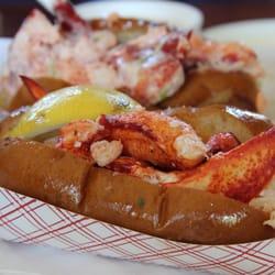 Lobster Roll - Kelly's Roast Beef, Dominic Armato