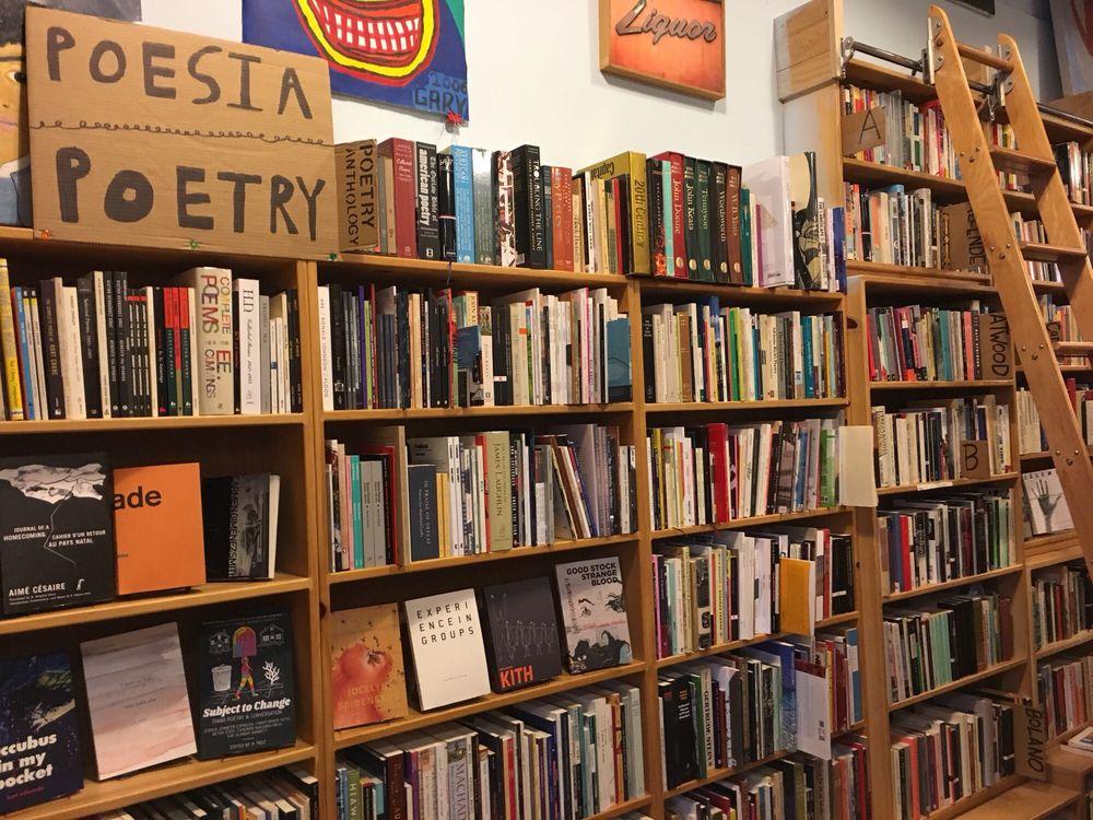 Alley Cat Books: 3036 24th St, San Francisco, CA